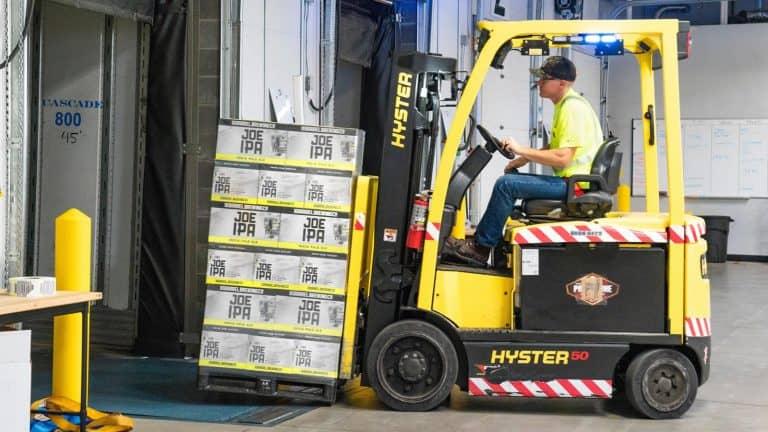 Fristlose Kündigung – Lagerarbeit Logistik