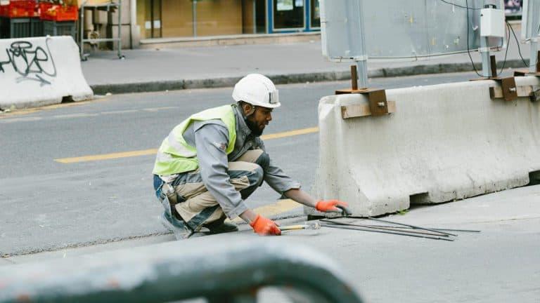 Kündigung– Bauarbeiter