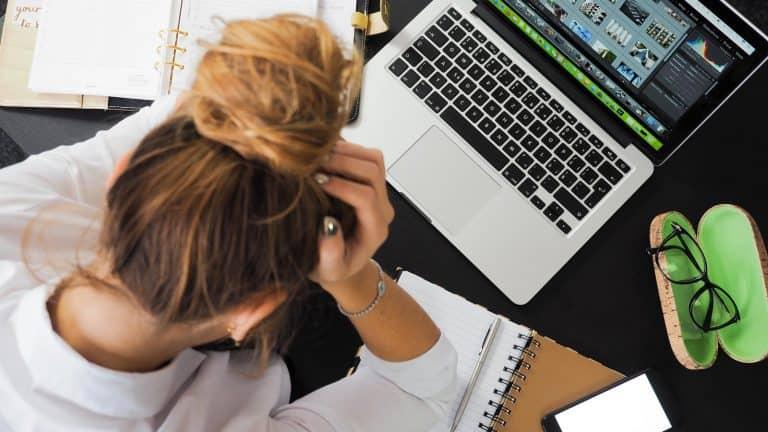 Kündigungsschutzklage – Büroarbeit